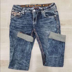 Rock Revival luiza straight Leg Jeans
